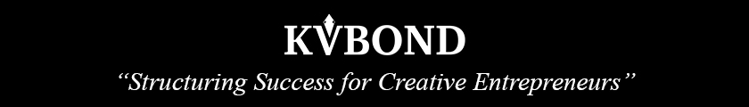 The Official KVBOND Website logo